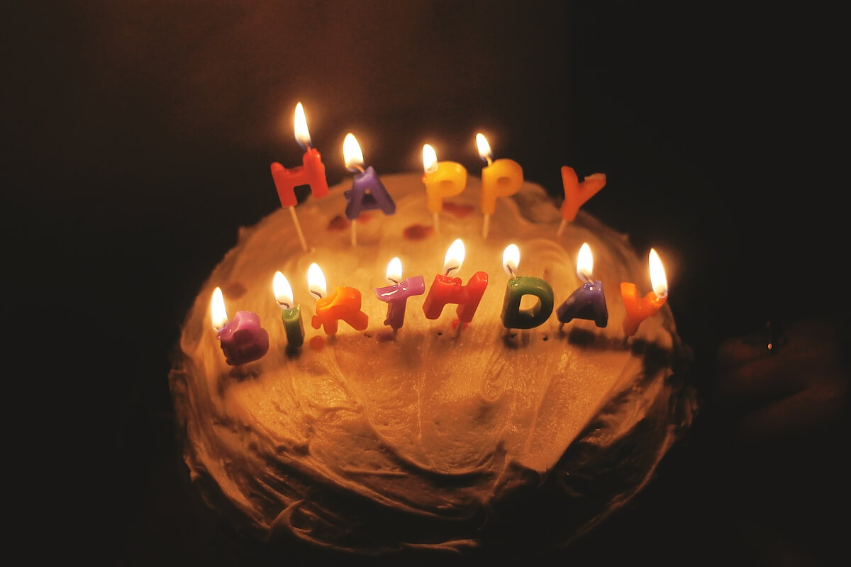 Happy Birthday To You In Mongolian