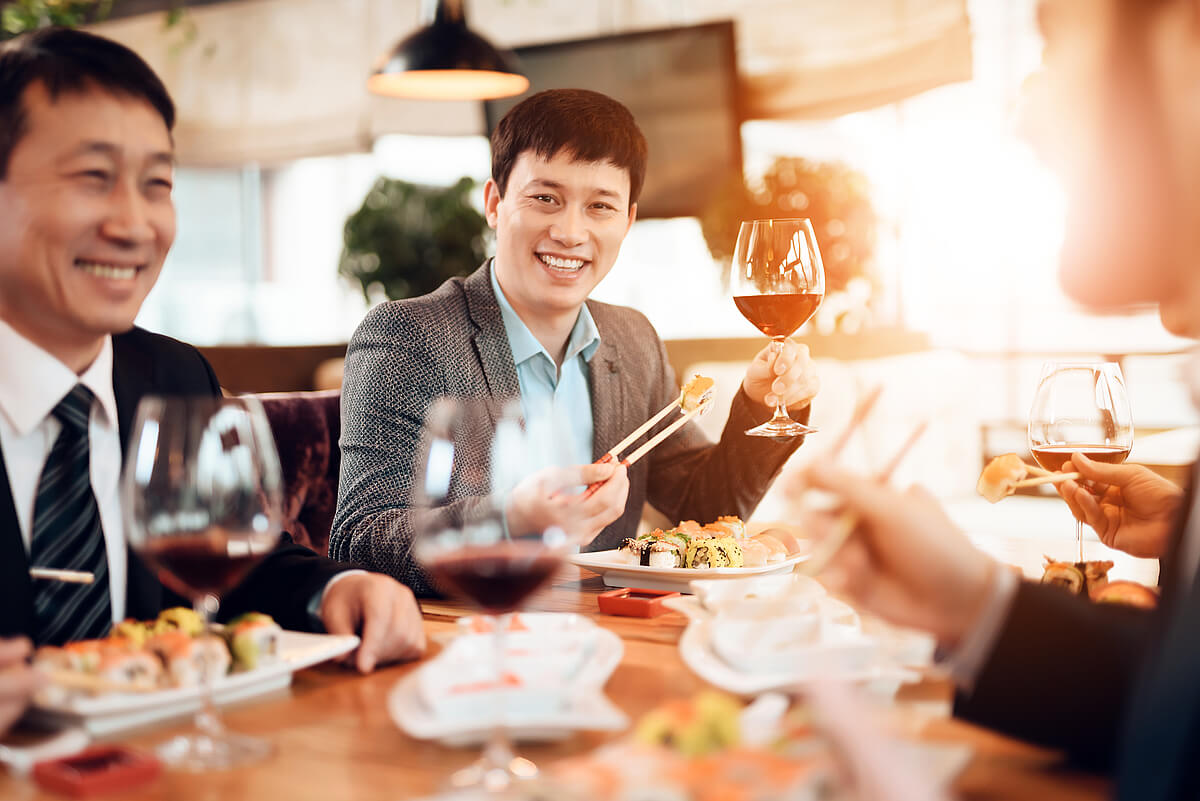 Business Hospitality In China Ehlion