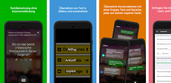 Microsoft Translator App for Iphone and Smartphone