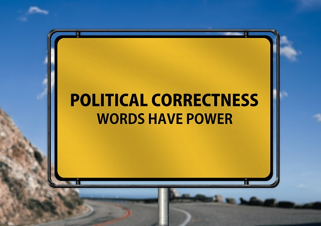 Politically correct language