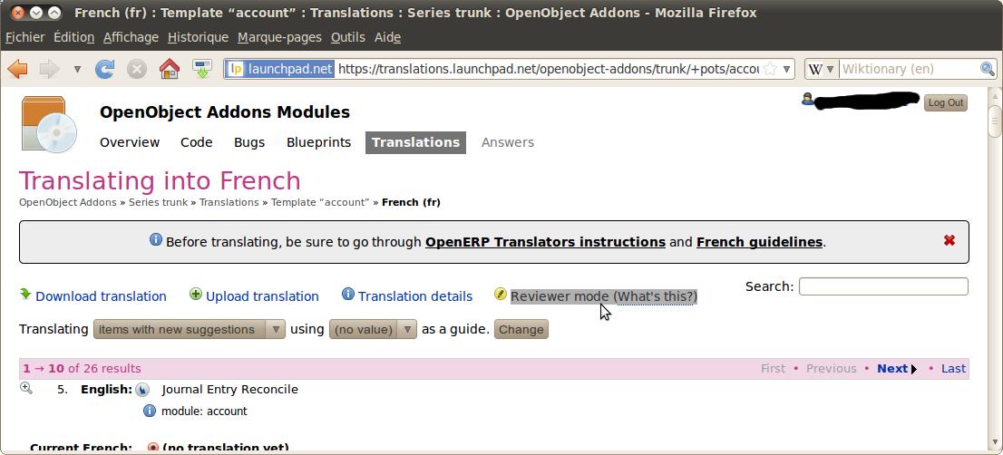 oddo translate app