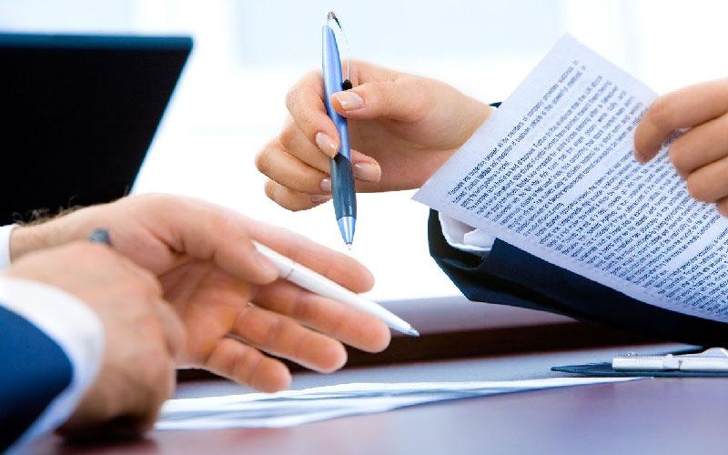 übersetzte juristische Dokumente