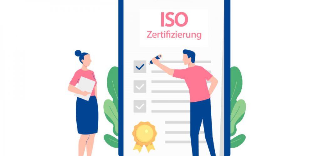 ISO-17100-Zertifizierung